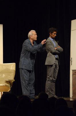 Yves Seydoux et Yari Maltese
