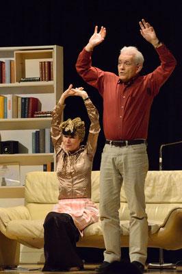Valérie Lobsiger  et Yves Seydoux