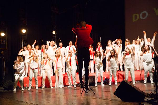 SCONCERTO DI NATALE, Teatro Orione, Roma - 22 Dicembre 2015