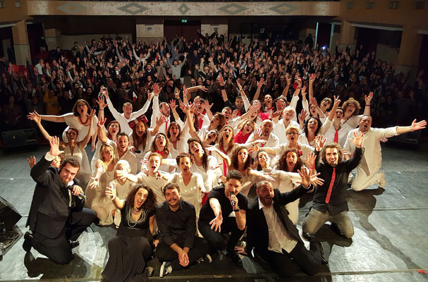 THE BEST IN ME, Teatro Sala Umberto, Roma - 22 Dicembre 2014