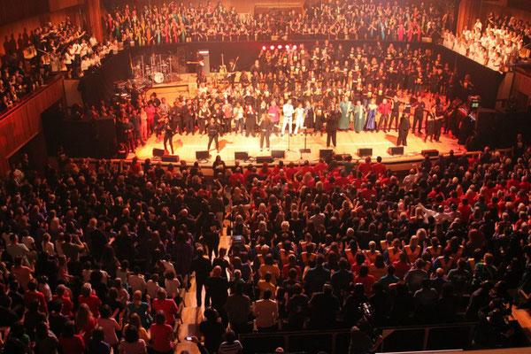 GUINNESS DEI PRIMATI, Queen Elizabeth Hall, Londra - 5 Maggio 2013