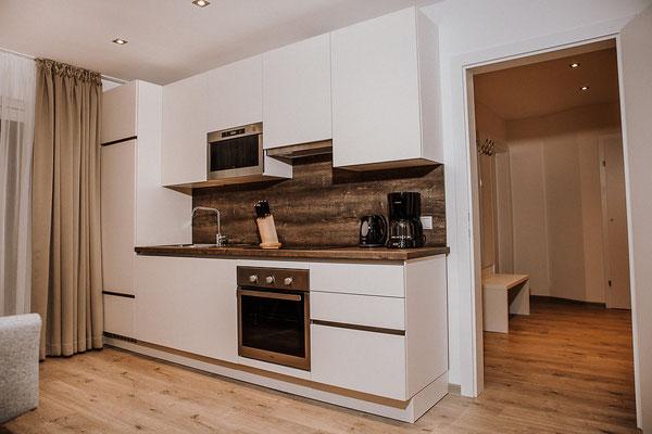Wohnküche - Küche Hochwurzen Suite