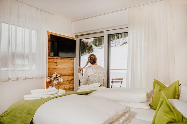 Bedroom 1 Apartment Reiteralm