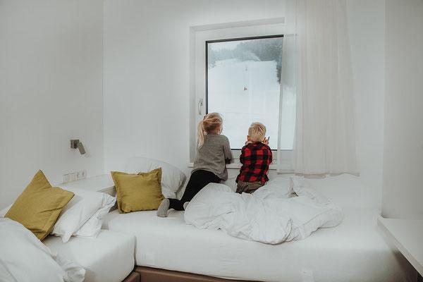 Schlafzimmer 2  Appartement Reiteralm
