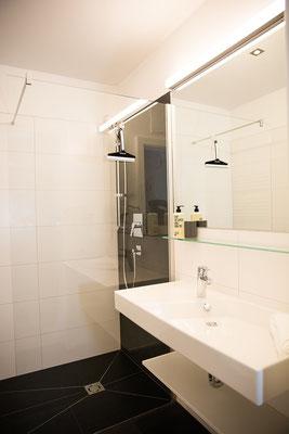Badezimmer Appartement Reiteralm