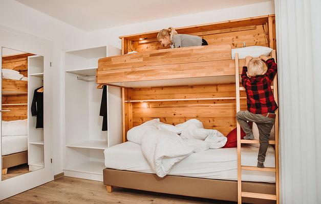 Schrankbett Schlafzimmer 3 Hochwurzen Suite: für 2-3 Personen