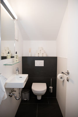 Toilet Apartment Planai
