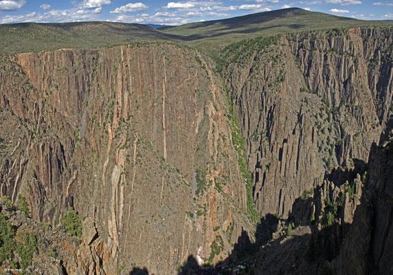 Black Canyon of the Gunnison, September 2010