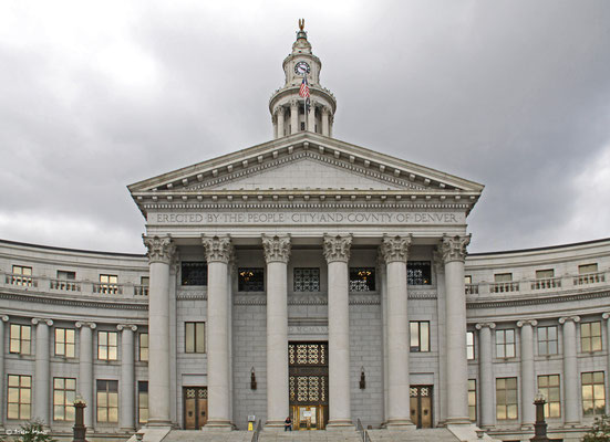 Denver City Hall, September 2010