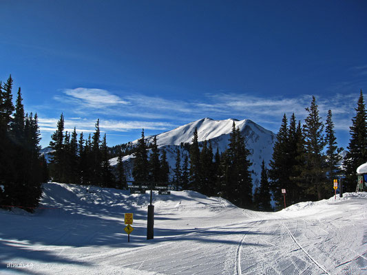 Aspen Highland Bowl, Jan 2009