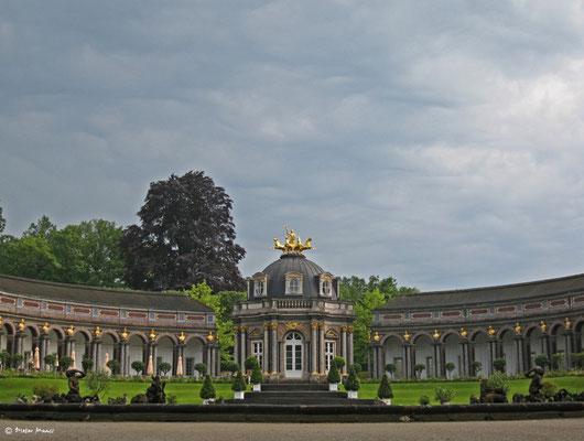 Altes Schloß, Bayreuth Juni 2010