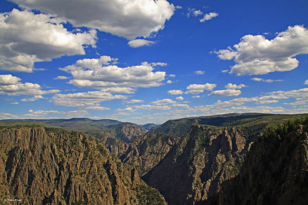 Black Canyon of the Gunnison, September 2010