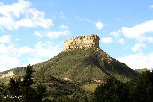 Mesa Verde (Grüner Tafelberg)