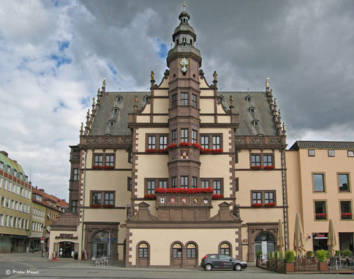 Schweinfurt, Juni 2010
