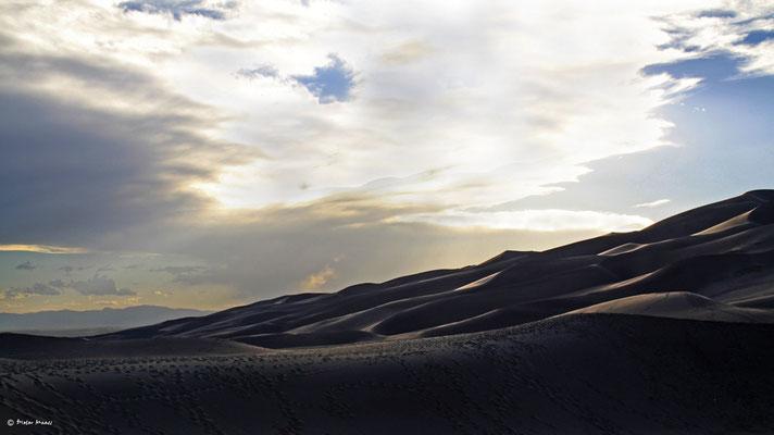Great Sand Dunes, September 2010