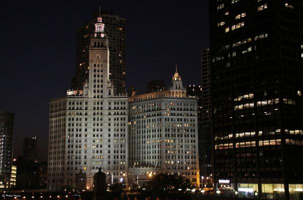 Zentrale der Wrigleys Company in Chicago, September 2010