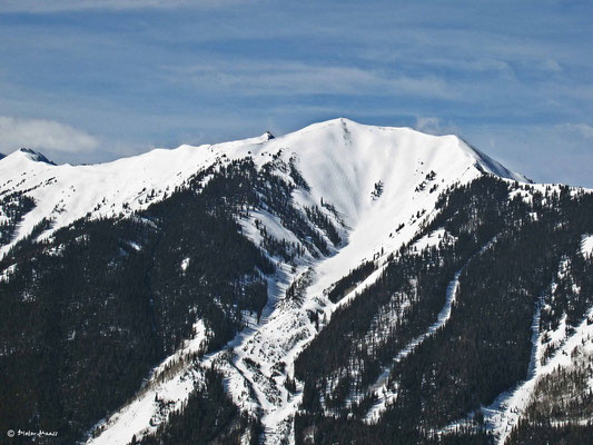 Aspen Highland Bowl, Mar 2011