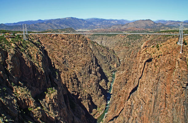Royal Gorge Bridge, September 2010