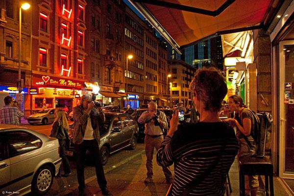 Bahnhofsviertel-Photography mit Ulrich Mattner am 21. August 2013