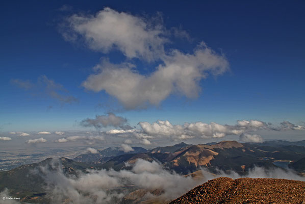 Pikes Peak, September 2010