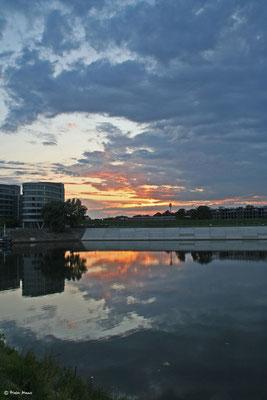 Innenhafen, August 2010