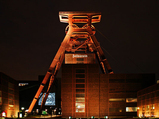 Zeche Zollverein in Essen, Juni 2009