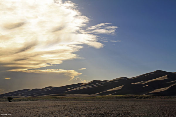 Great Sand Dunes, September 2010