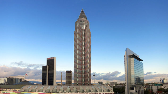 15.10.2013 Blick von der Sky Plaza Terrasse
