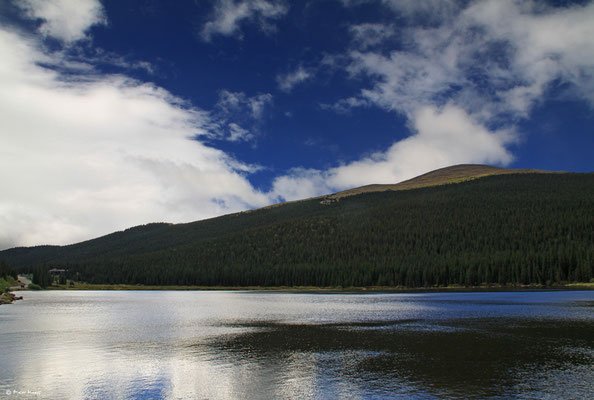 Echo Lake, September 2010