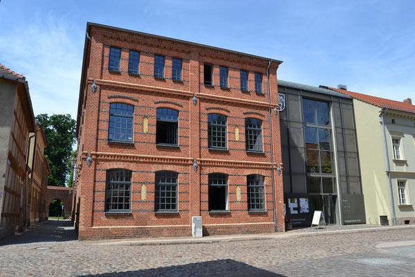 Verwaltungsstandort der Stadt Wittstock