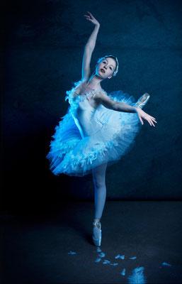 balletttänzerin schwanensee