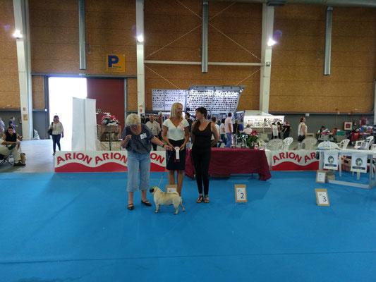 Podium  Campeón Hembra