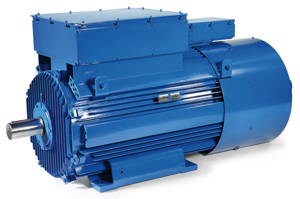 Marine Motoren MAR Serie & TH Serie (Electro Adda)