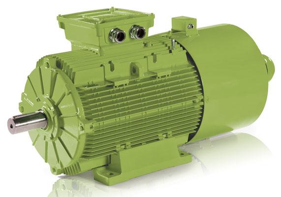 Branchenspezifische und Sondermotoren Reihen (Electro Adda)