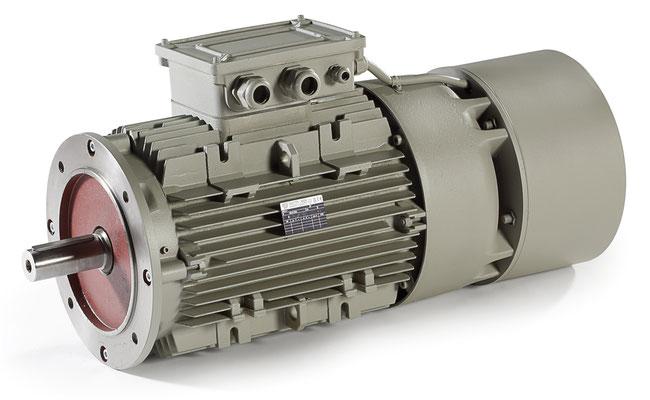 Bremsmotoren Serien FE - FECCL - FECC (Electro Adda)