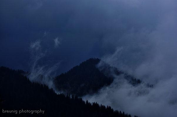 wank / ester mountains: getting rainy