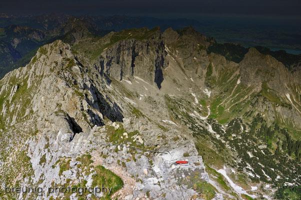 ammergauer alps: hochplatte VI