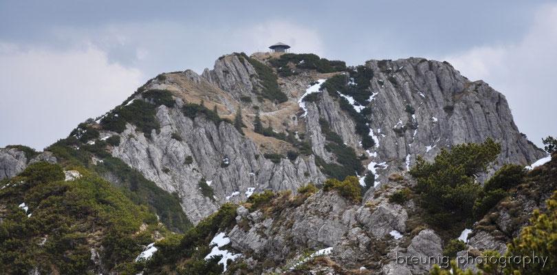 herzogstand (1.731m)