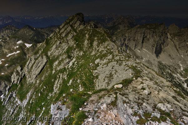 ammergauer alps: hochplatte V