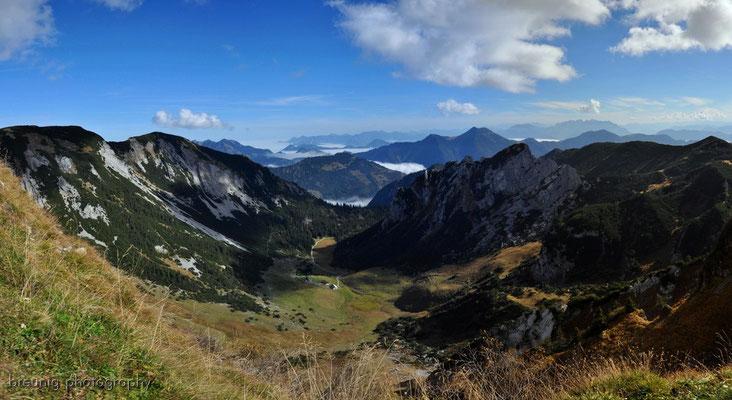 rotwand / mangfall mountains (1.884m)