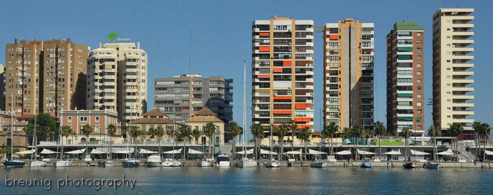 malaga VIII - waterfront
