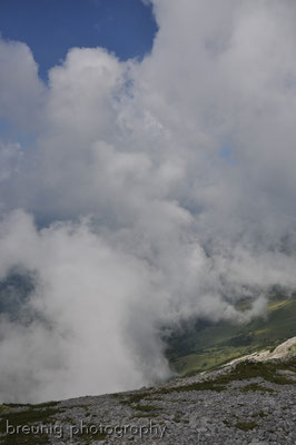 (un)expected weather change: daniel / ups near ehrwald