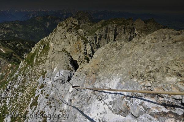 ammergauer alps: hochplatte VII