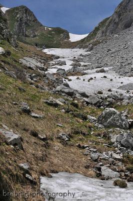 ammergauer alps: hochplatte X