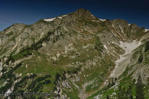 ammergauer alps: hochplatte I