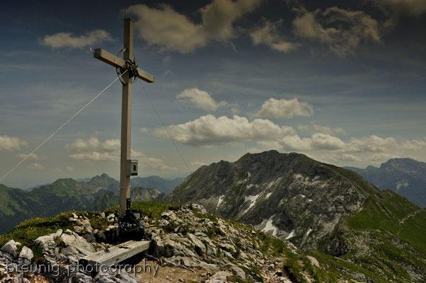 ammergauer alps: hochplatte VIII