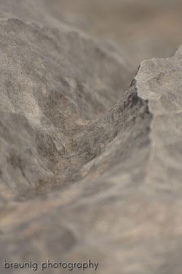 los riscos VI - scharfkantige karstformen: karren + schratten im kalkgestein