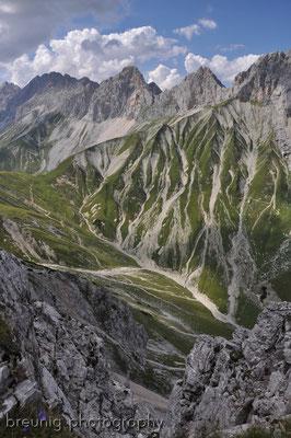 gehrenspitze / wetterstein VII