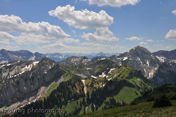 ammergauer alps: klammspitze II