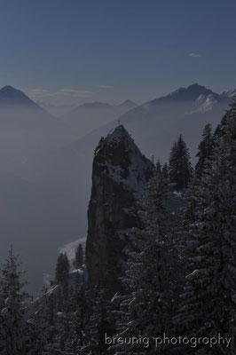 puerschling / unterammergau: view from the top